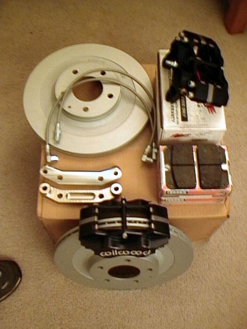 rear brake upgrade. Black Bedroom Furniture Sets. Home Design Ideas